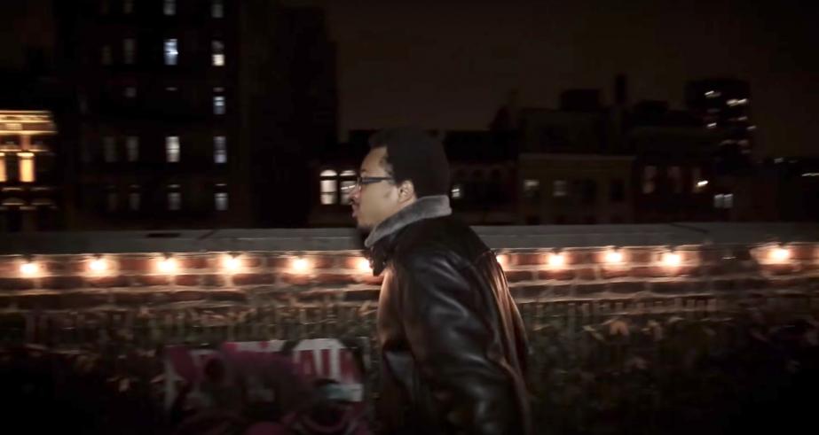Jeremy Ajani Jordan rooftop